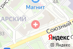 Схема проезда до компании Гемотест-НН в Нижнем Новгороде