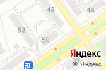 Схема проезда до компании Kalina shop в Нижнем Новгороде