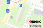 Схема проезда до компании Свой дом в Нижнем Новгороде