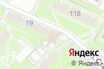 Схема проезда до компании Ателье в Нижнем Новгороде