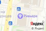 Схема проезда до компании FitCurves в Нижнем Новгороде