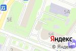 Схема проезда до компании Пергам-Инжиниринг в Нижнем Новгороде