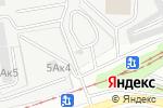 Схема проезда до компании АЗС №23 в Нижнем Новгороде