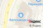 Схема проезда до компании Mebelmall-nn.ru в Нижнем Новгороде