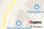 Схема проезда до компании Абсолют в Нижнем Новгороде