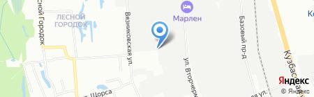 SENECO на карте Нижнего Новгорода