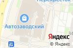 Схема проезда до компании Рукодельница в Нижнем Новгороде