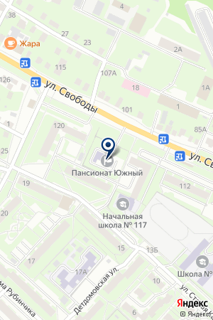 МДОУ СОРМОВСКИЙ РАЙОН ДЕТСКИЙ САД № 98 на карте Нижнего Новгорода