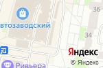 Схема проезда до компании Магазин обоев в Нижнем Новгороде