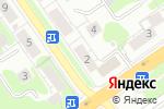 Схема проезда до компании Арцах в Нижнем Новгороде