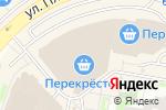 Схема проезда до компании Остров лета в Нижнем Новгороде