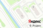 Схема проезда до компании Esthetic Club в Нижнем Новгороде