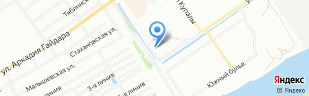Esthetic Club на карте Нижнего Новгорода