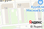 Схема проезда до компании Версаль в Нижнем Новгороде