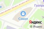 Схема проезда до компании Любима в Нижнем Новгороде