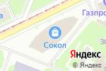 Схема проезда до компании МФК Туризм в Нижнем Новгороде