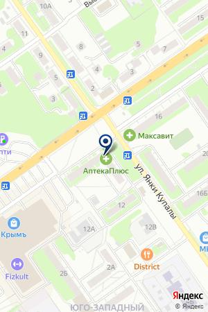 АЗС № 136 ЛУКОЙЛ-ВОЛГАНЕФТЕПРОДУКТ на карте Сарова