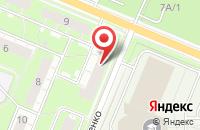 Схема проезда до компании Феникс Нн в Нижнем Новгороде