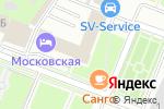 Схема проезда до компании ВИП технологии в Нижнем Новгороде