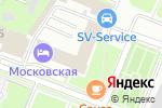 Схема проезда до компании Нижегородское предприятие судового оборудования в Нижнем Новгороде