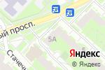 Схема проезда до компании Вита Экспресс в Нижнем Новгороде