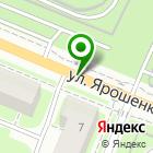 Местоположение компании Богородский бетонный завод