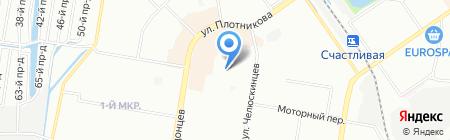 Аптека.ру на карте Нижнего Новгорода