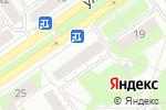 Схема проезда до компании Фабрика качества в Нижнем Новгороде