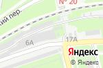 Схема проезда до компании ПолимерТара в Нижнем Новгороде