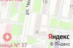 Схема проезда до компании Усатый мир в Нижнем Новгороде