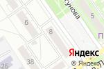 Схема проезда до компании Семицветик в Нижнем Новгороде
