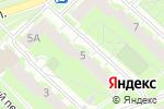 Схема проезда до компании Смайл в Нижнем Новгороде