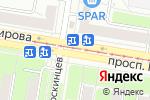 Схема проезда до компании Алютех в Нижнем Новгороде