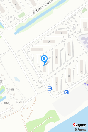 Микрорайон ЮГ, Южный бул., 4 на Яндекс.Картах