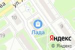 Схема проезда до компании Банкомат в Нижнем Новгороде