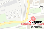 Схема проезда до компании Конар в Нижнем Новгороде