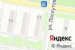 Схема проезда до компании АВТОКОТ в Нижнем Новгороде