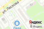 Схема проезда до компании EMS Почта России в Нижнем Новгороде