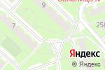Схема проезда до компании На Союзном в Нижнем Новгороде
