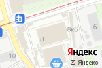 Схема проезда до компании Океан в Нижнем Новгороде