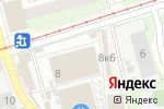 Схема проезда до компании Нижегородская мемориальная компания в Нижнем Новгороде