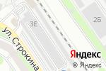 Схема проезда до компании Технотрейд в Нижнем Новгороде