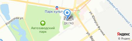 Чудо Ремонт на карте Нижнего Новгорода