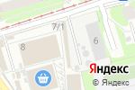 Схема проезда до компании Мёд в Нижнем Новгороде