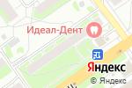 Схема проезда до компании Мечта в Нижнем Новгороде