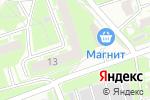 Схема проезда до компании Равновесие жизни в Нижнем Новгороде