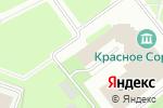 Схема проезда до компании Happy Family Club в Нижнем Новгороде
