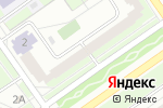Схема проезда до компании Созвездие в Нижнем Новгороде