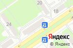 Схема проезда до компании Ваш сорт в Нижнем Новгороде