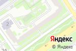 Схема проезда до компании СмениКварти.Ру в Нижнем Новгороде